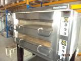 Печь для пиццы электрическая двухкамерная б/у