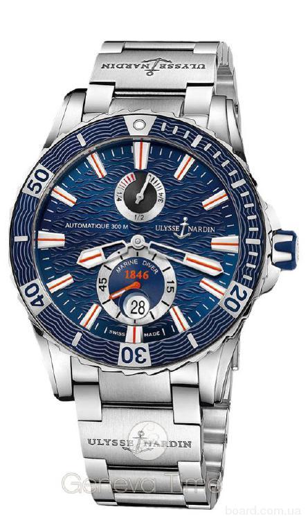 Продажа швейцарских часов Ulysse Nardin