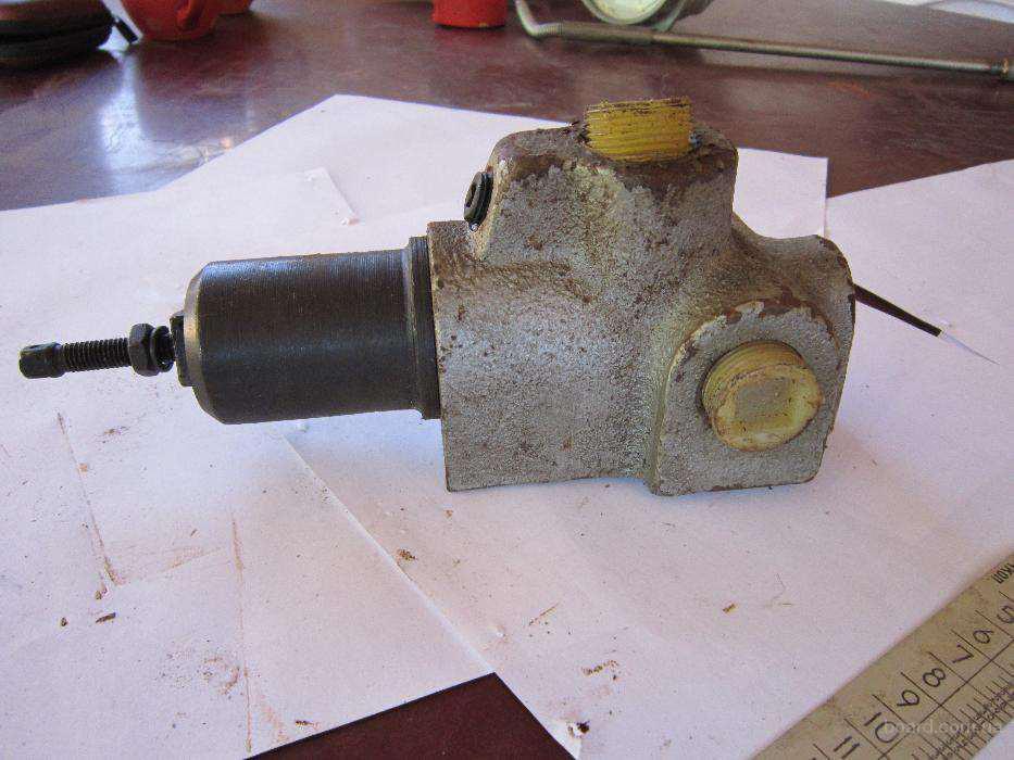 Клапан давления Г54-34М