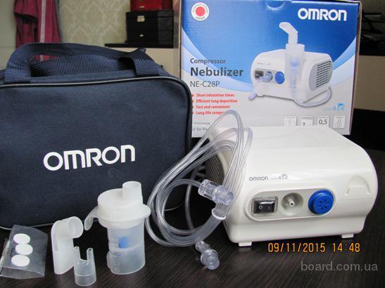 ингалятор Omron C28P в наличии за 1600 грн