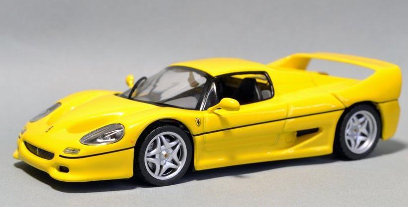 Ferrari F50 (без журнала) Европейка