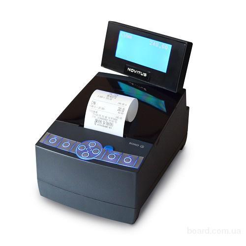 Фискальный регистратор, принтер MG-N707TS