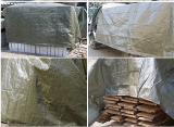 Тент армированный Корея Таsco. Плотность 90 г/кв.м
