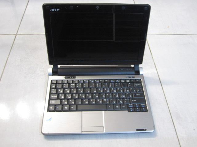 Нетбук Acer AOD250, Intel Atom, bluetooth, WiFi, батарея 2ч, вебкам, 160Гб