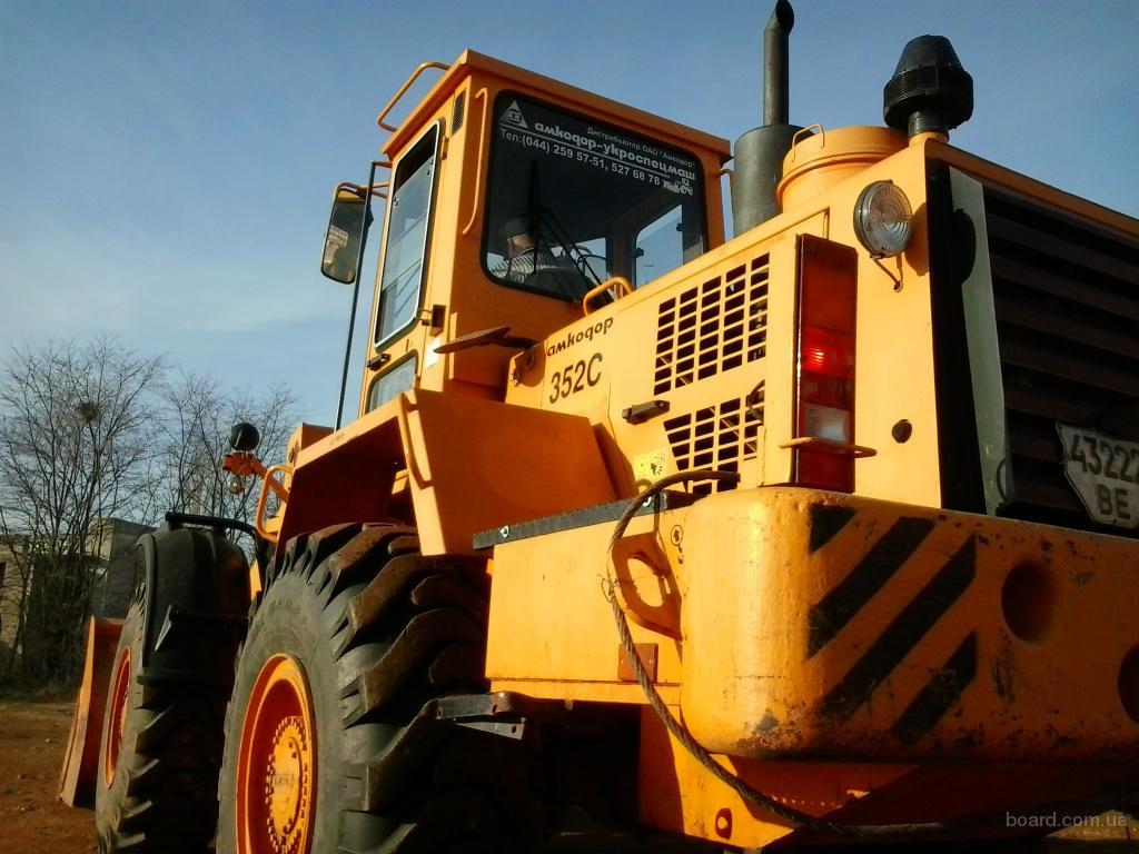 Погрузчики на базе тракторов МТЗ   Амкодор