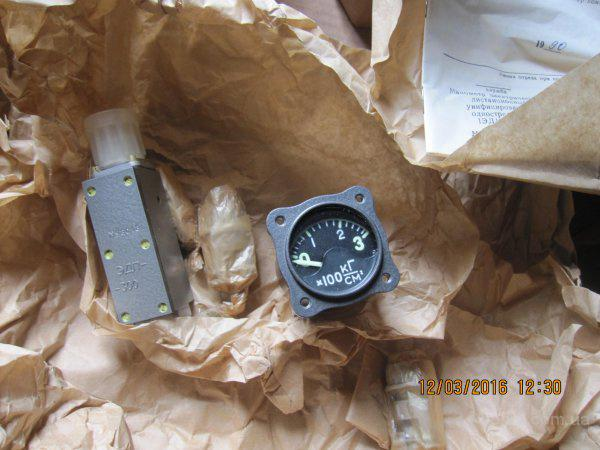 Продам с хранения манометры дистанционные 1ЭДММ-300