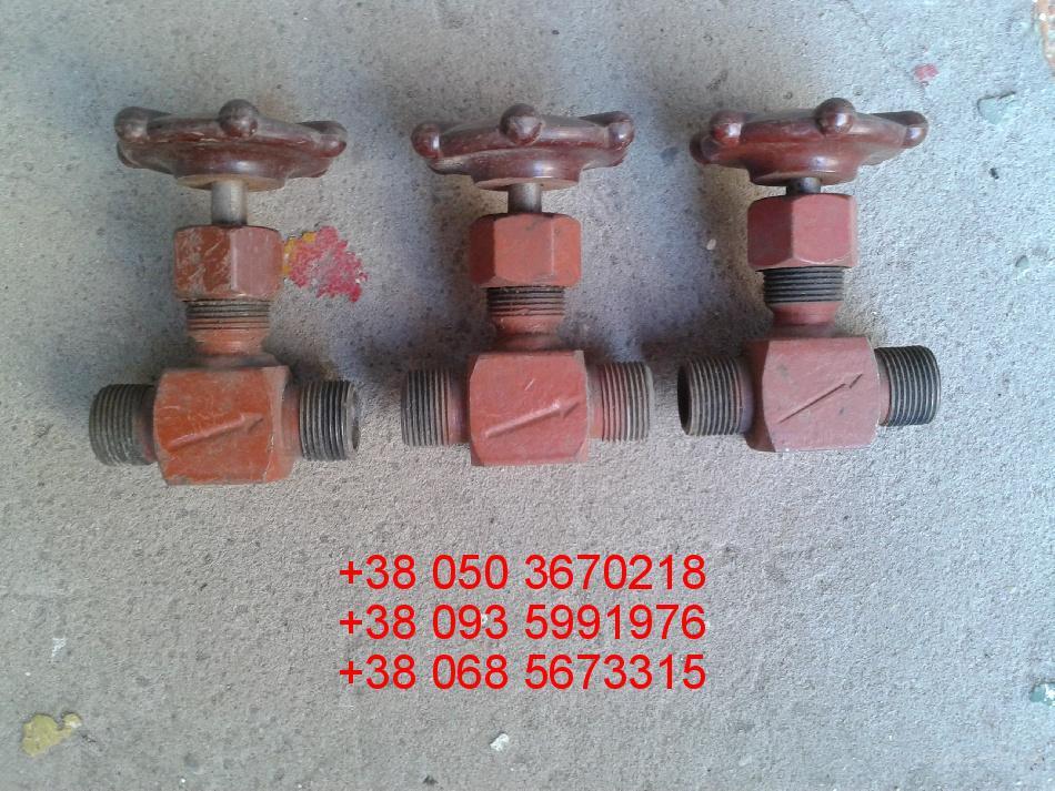 Продам ЗИП к дифманометру ДМ3583М (ДМ-3583М, ДМ 3583М): вентиль, ниппель, гайка накидная, разъем