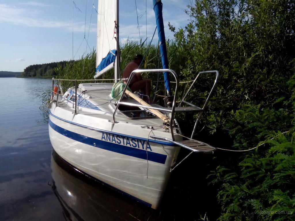 Обучу индивидуально управлению парусной яхтой