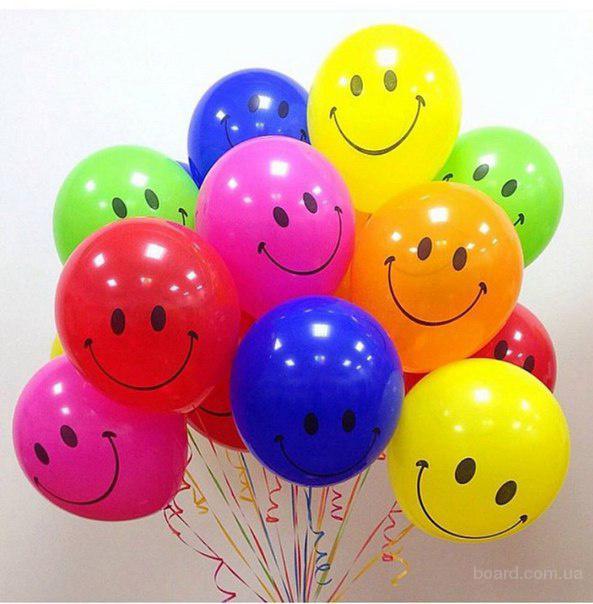 Воздушные шары на праздник, Киев!