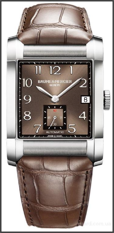 Бом эт Мерсье Baume&Mercier Hampton часы Киев Украина