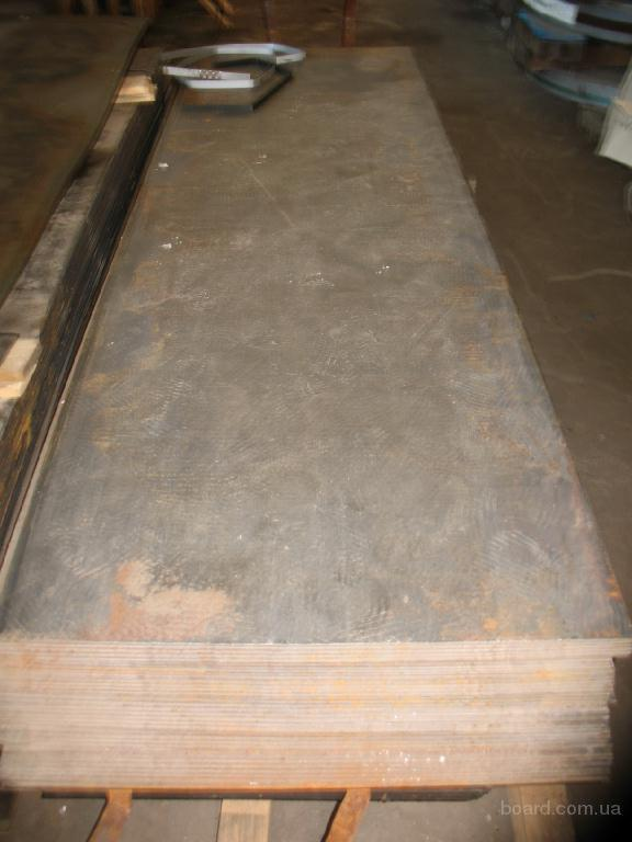 Плиты/листы 40Х13 10-40мм