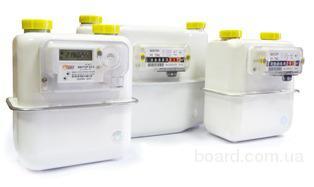 Счетчики газа  Метрикс Metrix 4 и G4Т