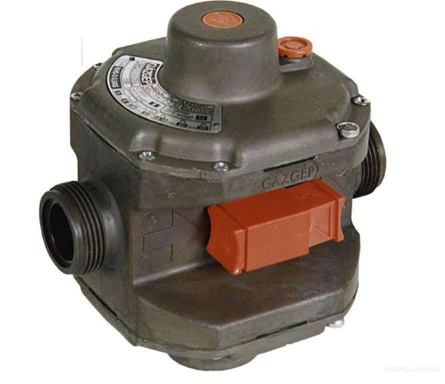 Регулятор давления газа Gazgep Газгеп