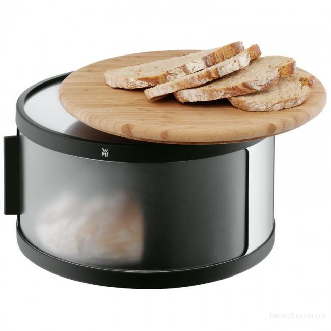 Хлебница с разделочной доской Gourmet WMF