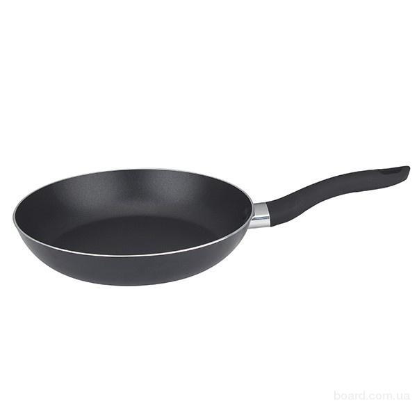 Сковорода Maestro индукционная черная без крышки 20 см MR-1215-20