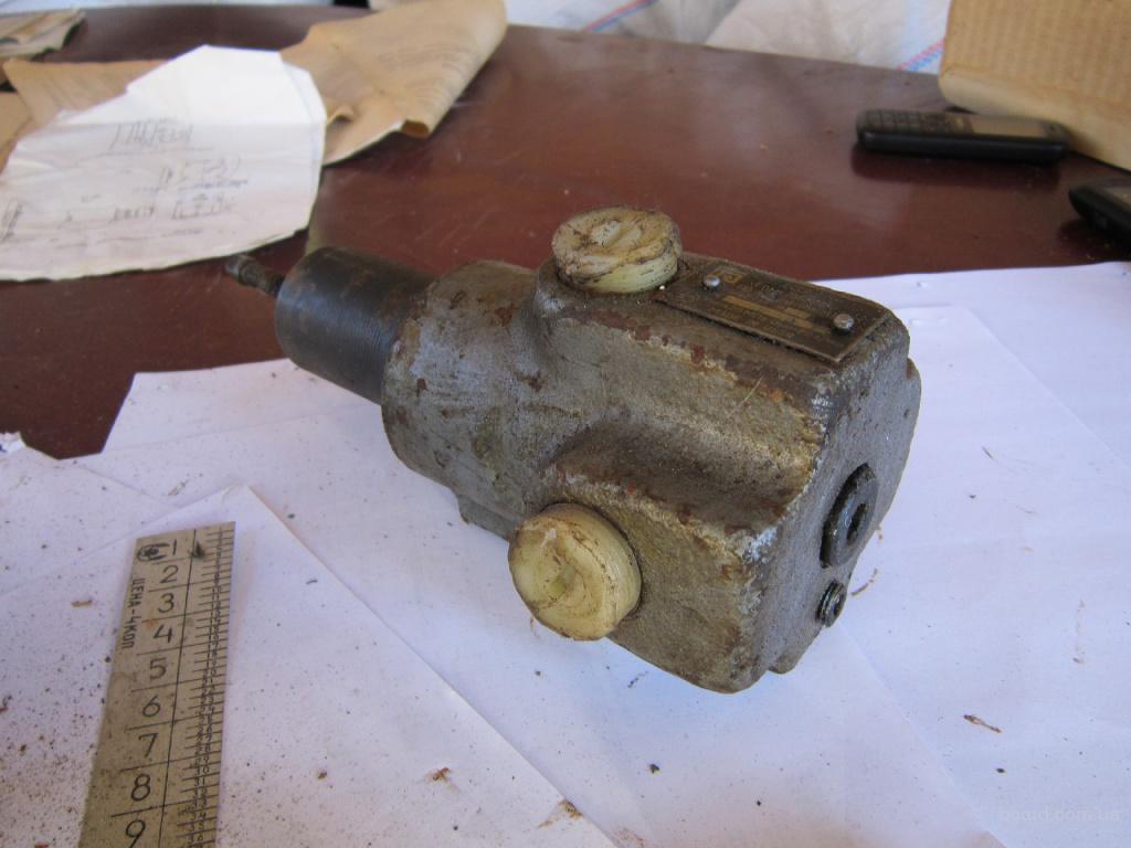 Гидроклапан давления ПГ 52-14