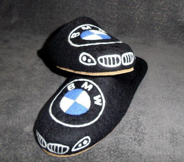 Тапочки BMW
