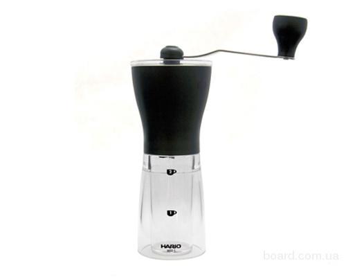 Шикарная ручная домашняя кофемолка Hario