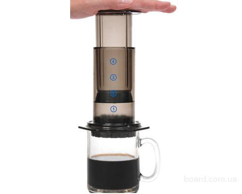 Кофеварка Аэропресс