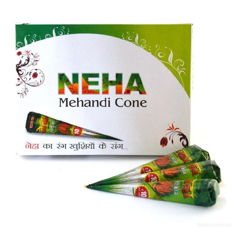 хна для мeхенди из индии