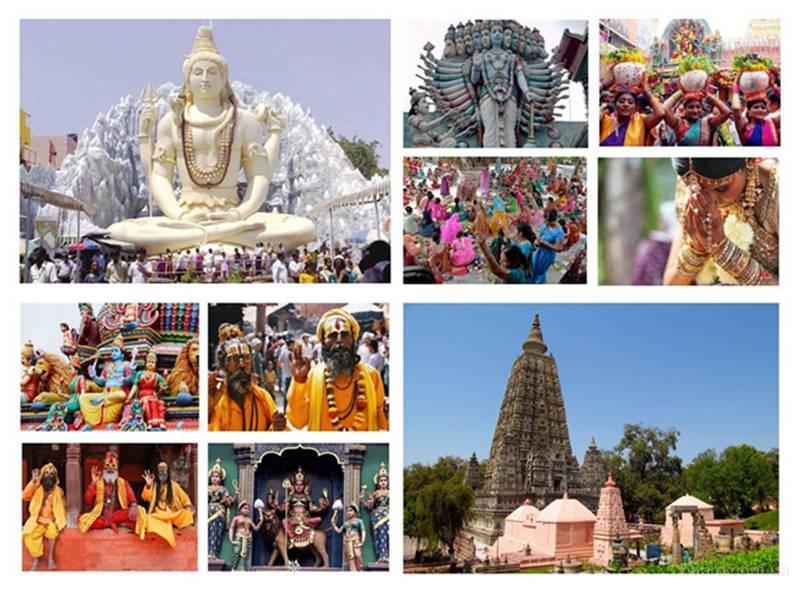 Тур в Индию,  храмы Индуизма