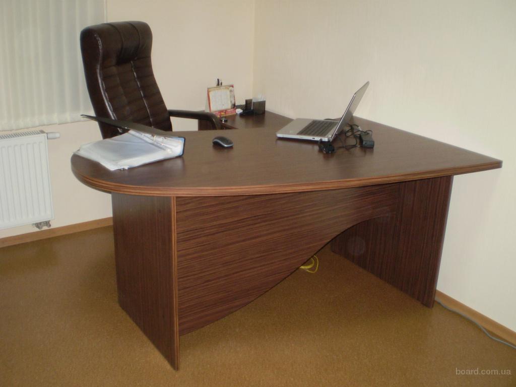 Офисная мебель на заказ в Киеве.Столы,шкафы,тумбы.