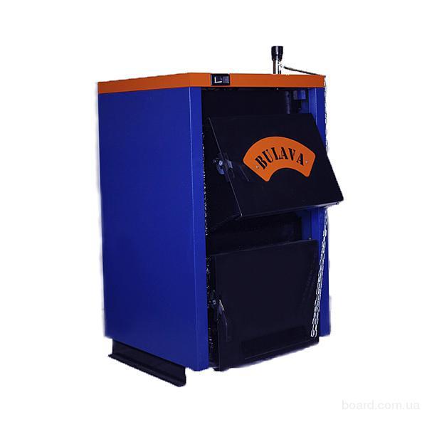 Твердотопливный котел BULAVA standart 16 кВт по Цене производителя
