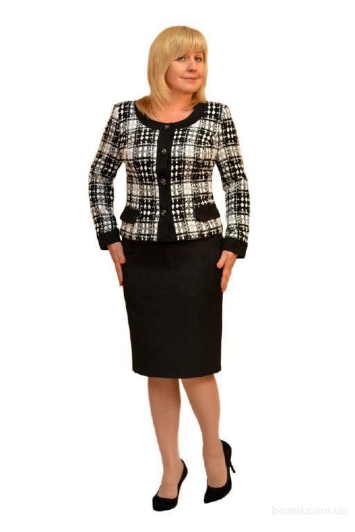 Женская одежда оптом и в розницу 42-64 размеры от производителя