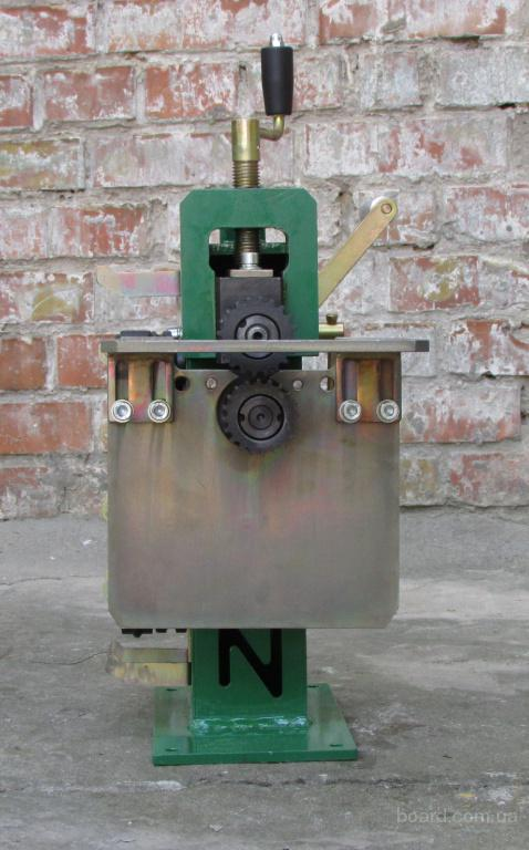 Зиговочная машина (зиговка, зиговочный станок)