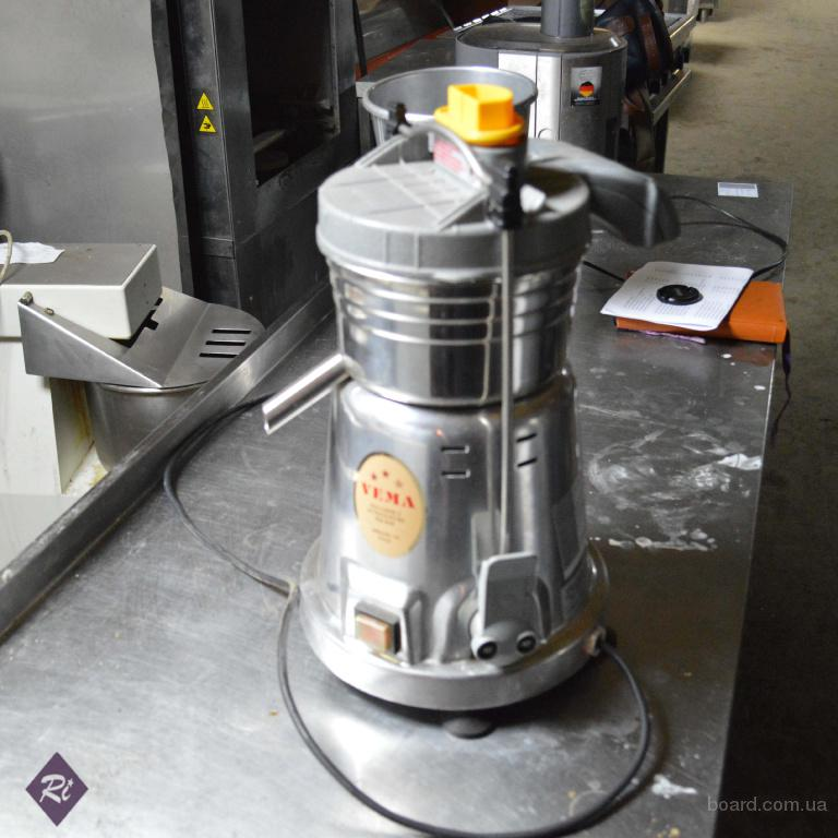 Распродажа б/у оборудования, Соковыжималка для твердых Vema SE 2083