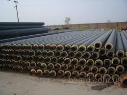 Труба стальная в Спиро оболочке 530/710