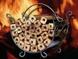 Топливные брикеты Pini Kay (евродрова). Собственное производство.