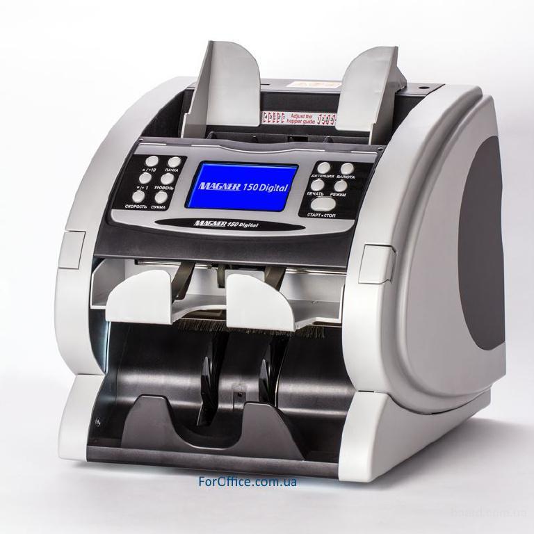 счетчик банкнот Magner 150 Digital Двухкарманній