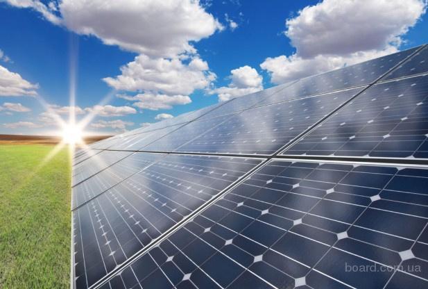 Солнечные системы электроснабжения