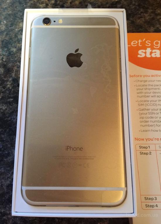 Apple Iphone 6s plus 64gb brand new