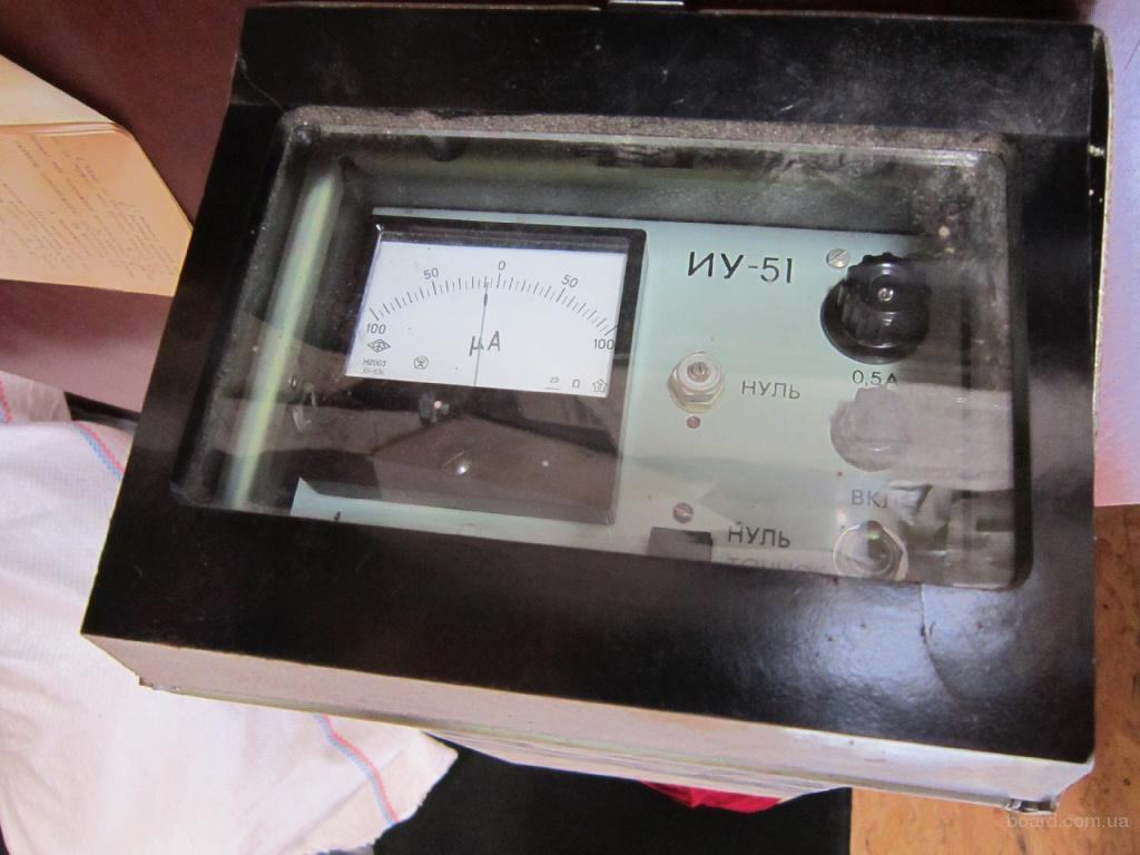 ИУ-51 Измеритель уровня радиации