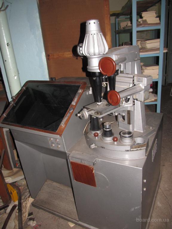 Проектор измерительный ЧП-2