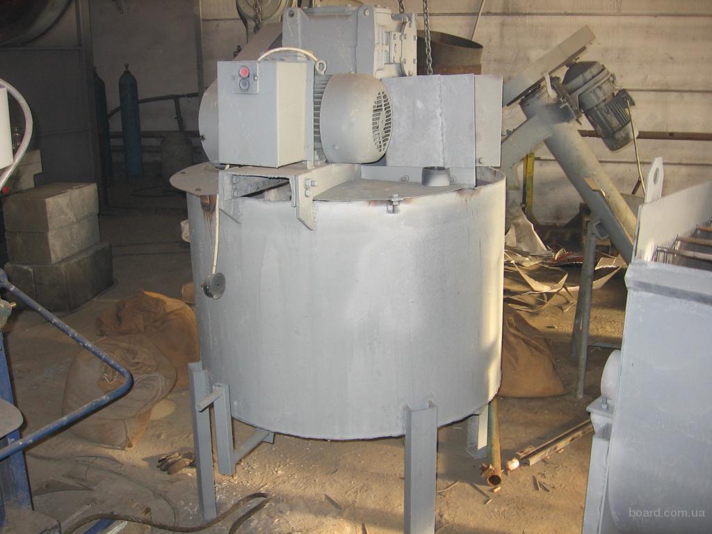 Приобъектный смесительный блок ПСБ-400