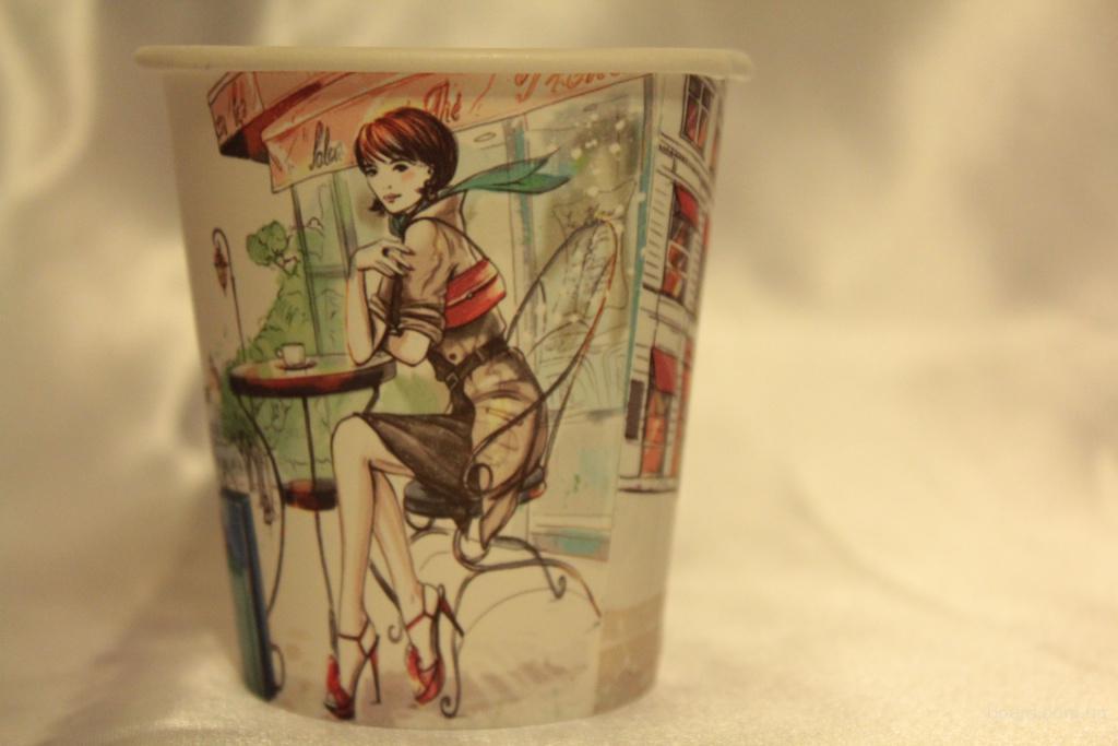 Продам бумажные стаканы украинского производства