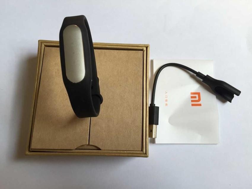 Оригинальный фитнес-браслет Xiaomi Mi Band v.2.0 новый