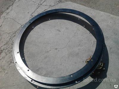 Поворотный круг на КТУ-10, 2ПТС-4, 2ПТС-6, камаз