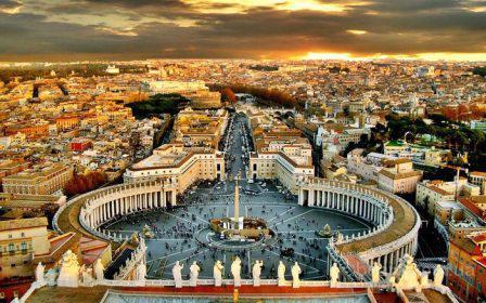 Римские каникулы от 186 евро