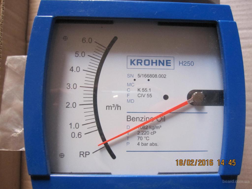 Расходомер Krohne H250|RR|M9|ESK-EEx