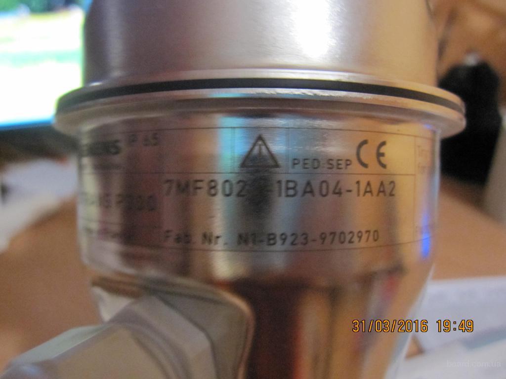 Датчик давления Sitrans P 300ex 7MF8023