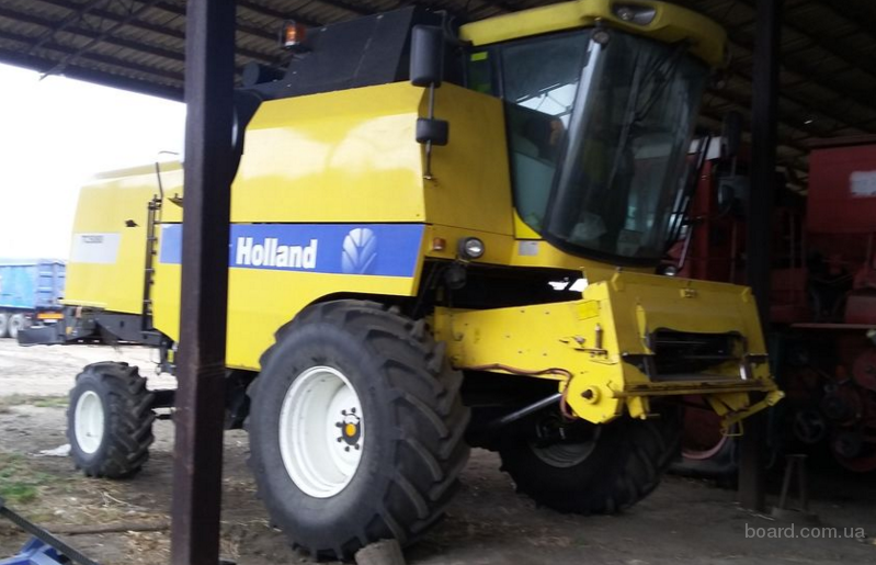 Комбайн NEW HOLLAND ТС 5080