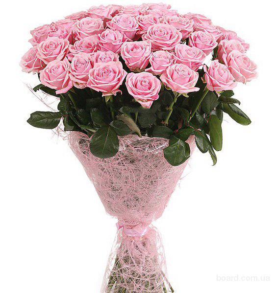 Букет из роз на Валентина