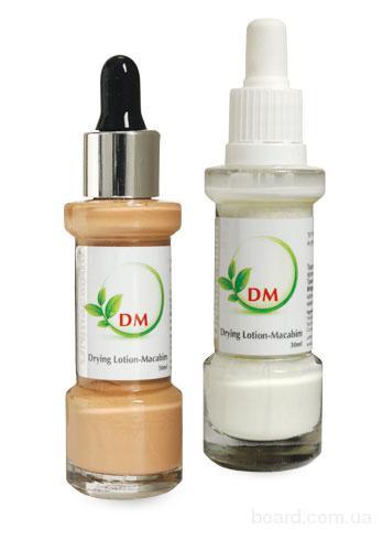 DM -16 Dryidg Macabin Матирующий подсушивающий бактерицидный лосьон
