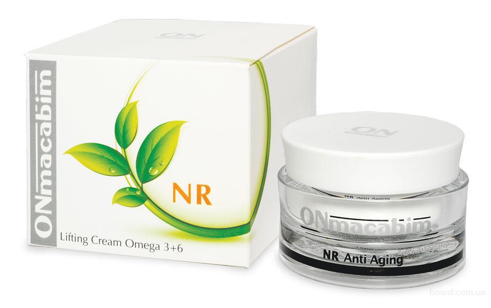 NR – 41   Крем омега 3+6 с лифтинг эффектом