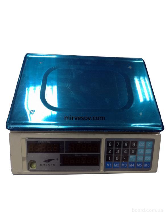 Торговые весы Shente (40 кг)