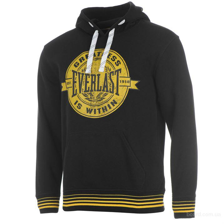 Everlast Hooded Jumper толстовка (разгильдяйка) M,L